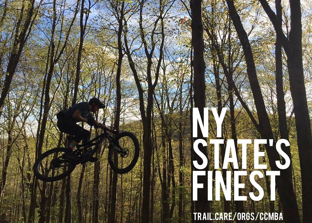 Columbia County Mountain Bike Alliance Joins Trail Care